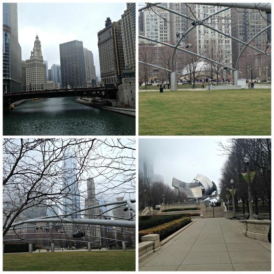 Chicago: Touring