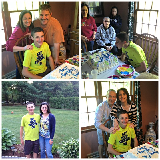 Gregs 15th Birthday Party