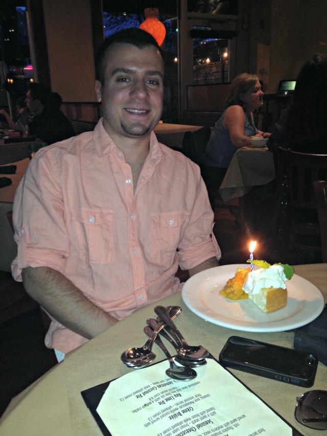 Tony's Birthday 2014