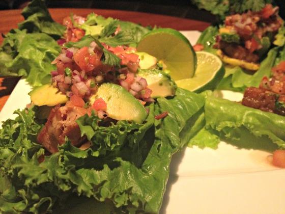 Jerry Remy's Athlete's Menu: Pork Tacos