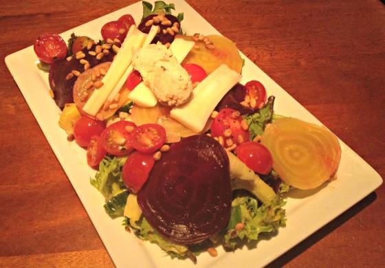 Jerry Remy's Athlete's Menu: Beet Salad