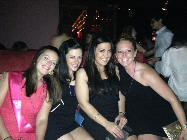 Slesh's NYC Bachelorette: The Delancey