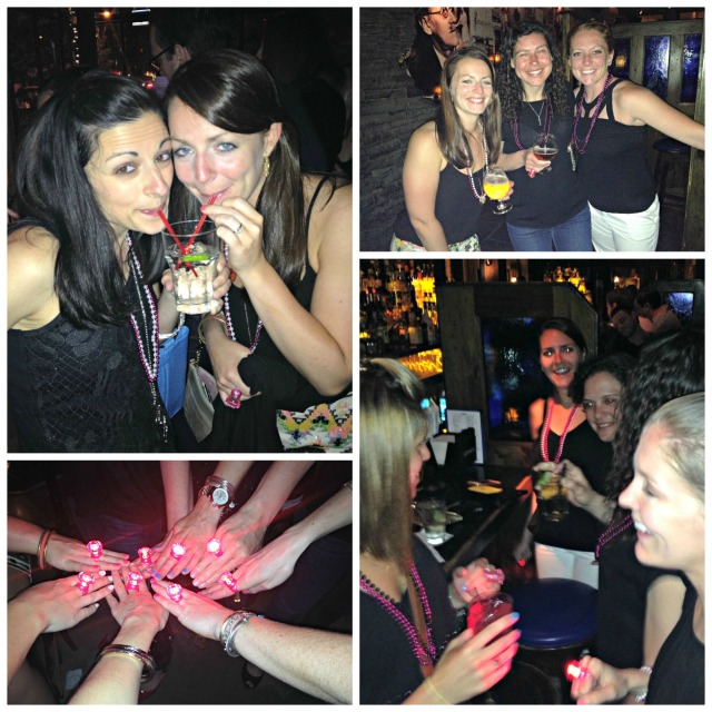Slesh's NYC Bachelorette: Bars