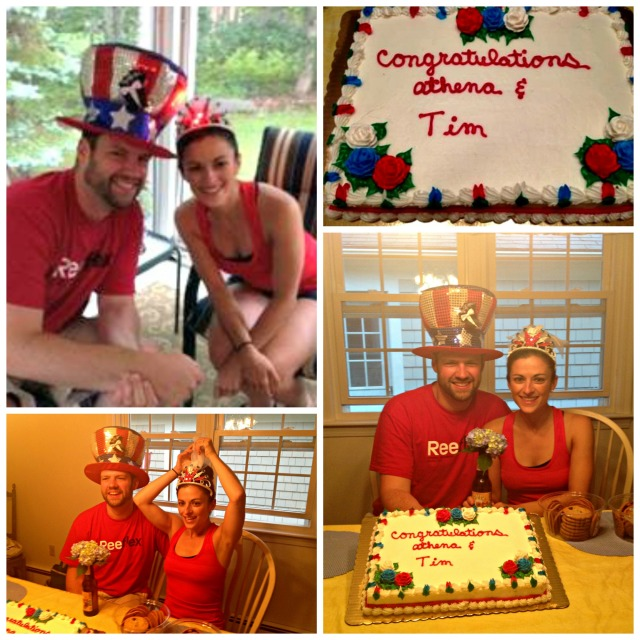 4th of July 2014: Cake