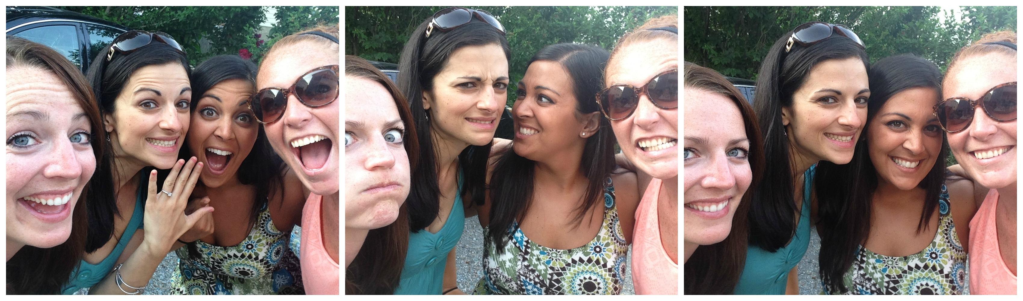Engagement BBQ: Girls