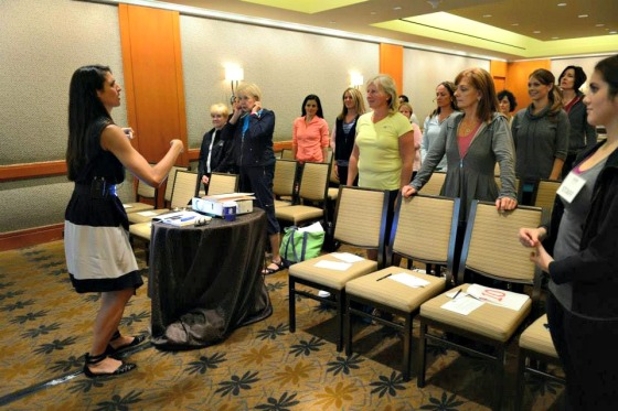 Boston Magazine Health and Wellness Retreat: Rebecca Pacheco