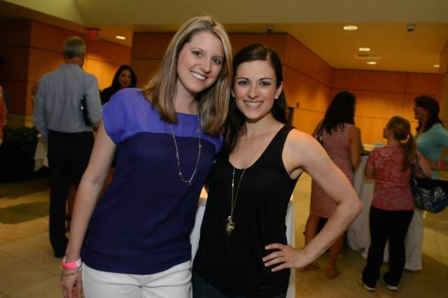 Boston Magazine Health and Wellness Retreat: Me & Erin