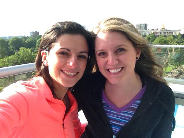 Health and Wellness Retreat: Me & Erin