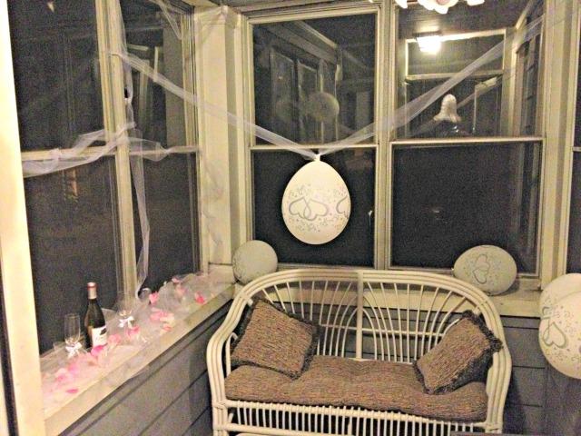 Engagement: Porch