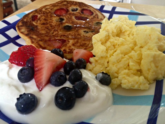 4th of July 2014: Breakfast