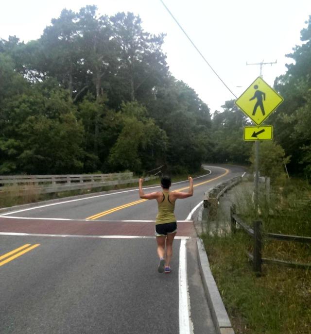 July 4th 2014: Running