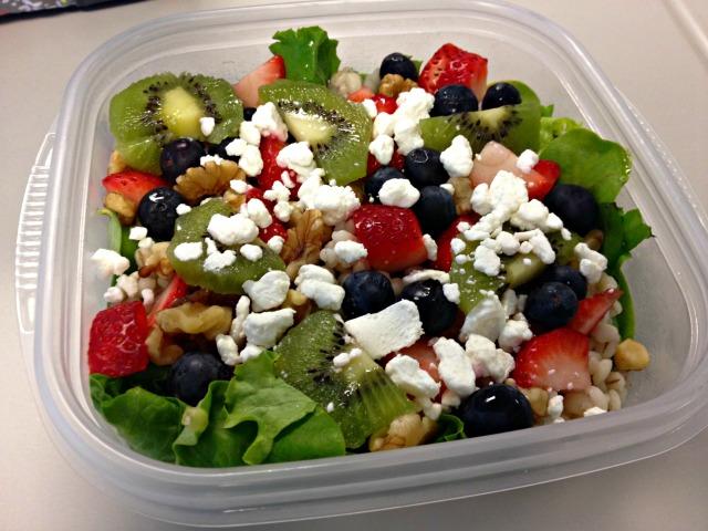 Summer 2014 CSA: Purslane Salad
