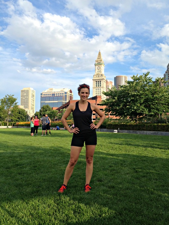 CrossFit on the Greenway