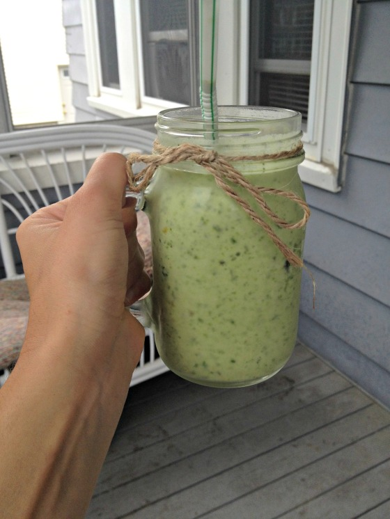 Summer 2014 CSA: Tropical Kale Smoothies