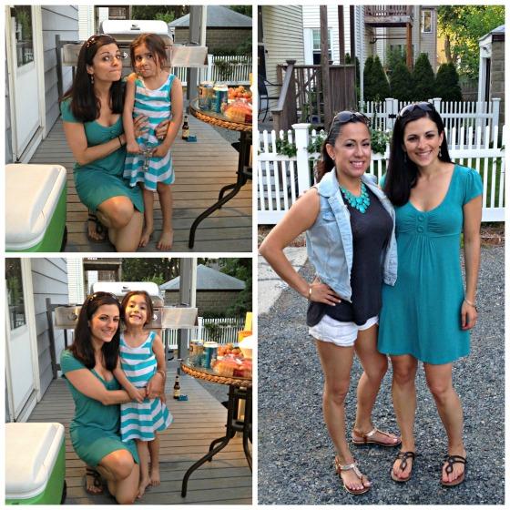 Engagement BBQ: Lexa and Layla