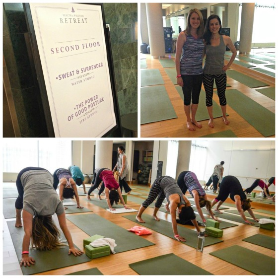 Boston Magazine's Health and Wellness Retreat
