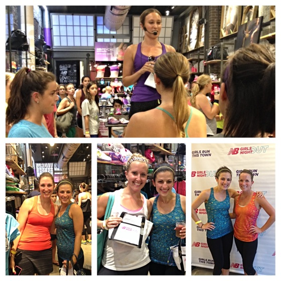 New Balance Girls Night Out