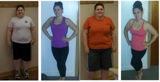 Journey to Fit: Jen and Kelly