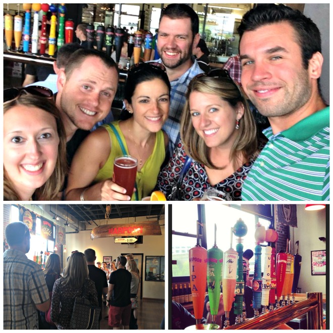 Harpoon Brewery Tour
