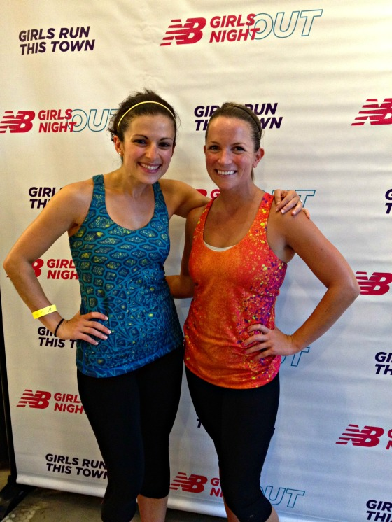 New Balance Girls Night Out: July 2014