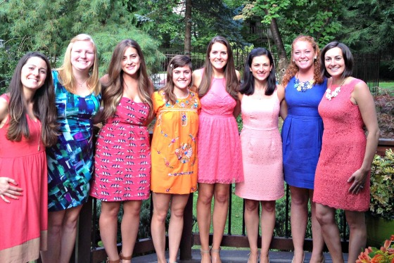 Erica's Bridal Shower