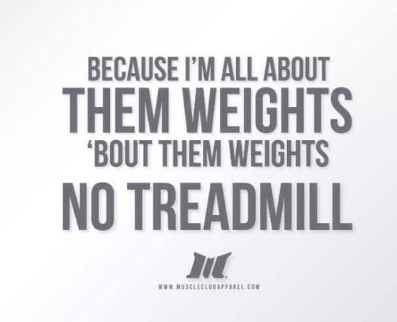 all about them weights