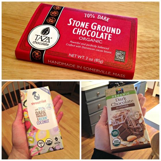 Whole Foods Chocolate Bars