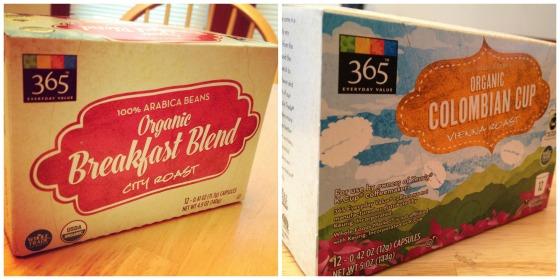 Whole Foods: Organic Coffee