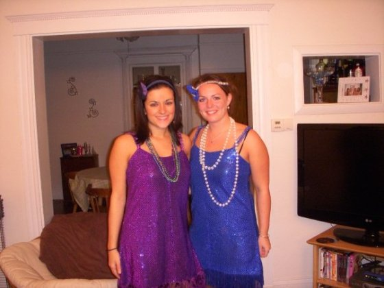 Halloween: Flappers