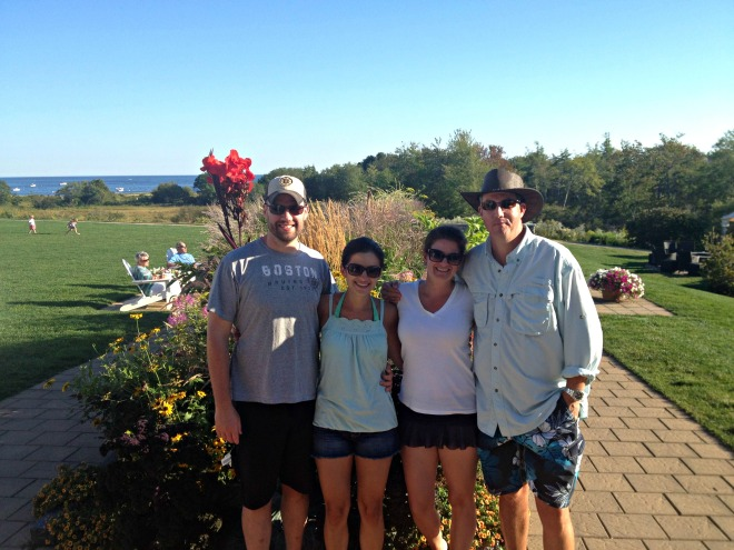 Maine Vacation: Inn by the Sea