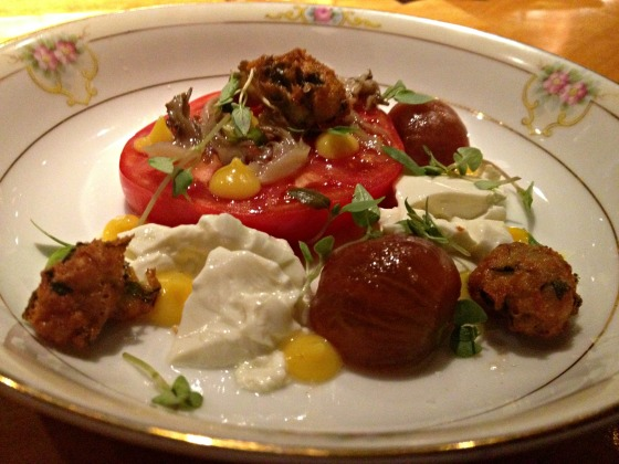 Maine Vacation: Hugo's Heirloom Tomato