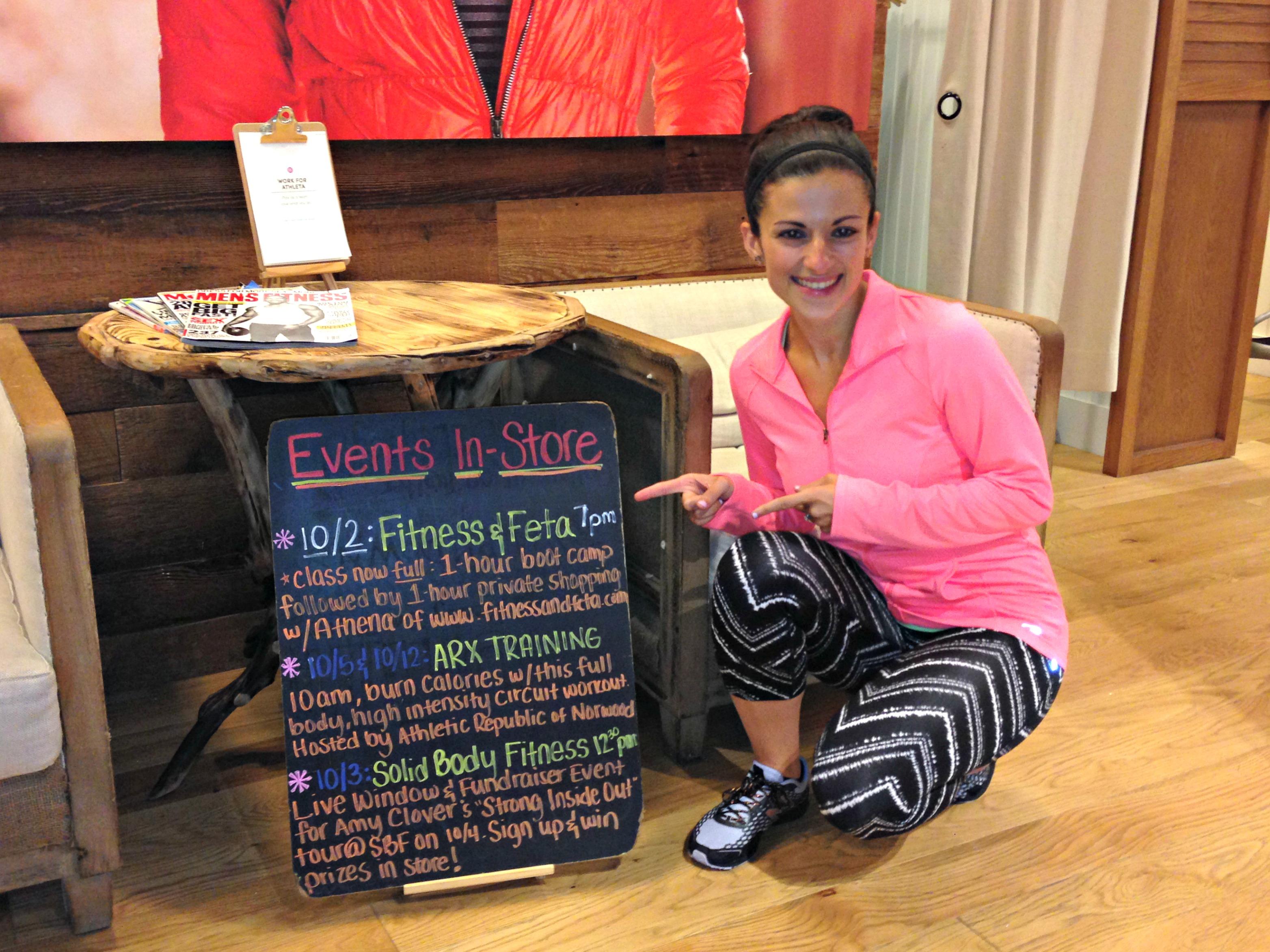 Bootcamp Fitness Feta Superset Style Circuit Workout Ideas Athleta Legacy Place Birthday