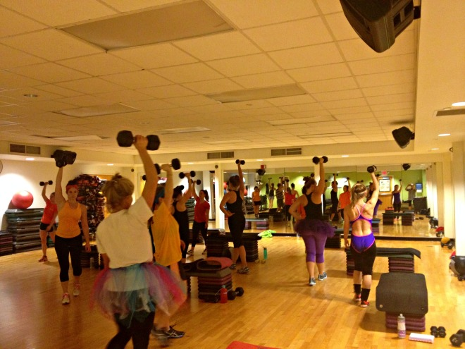 Halloween at the Gym 2014