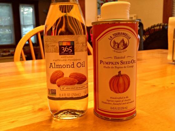 Whole Foods Arlington: Oils