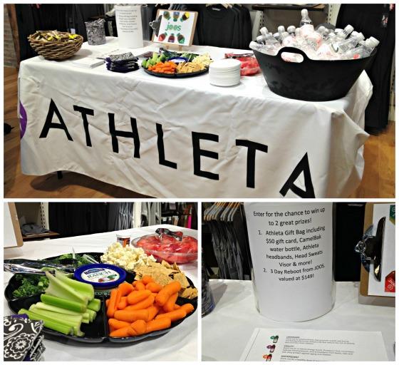 Athleta Legacy Place: Birthday Bootcamp