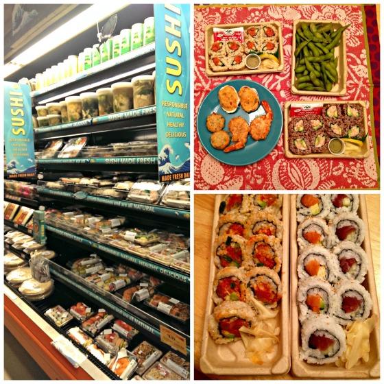 Whole Foods Arlington: Sushi