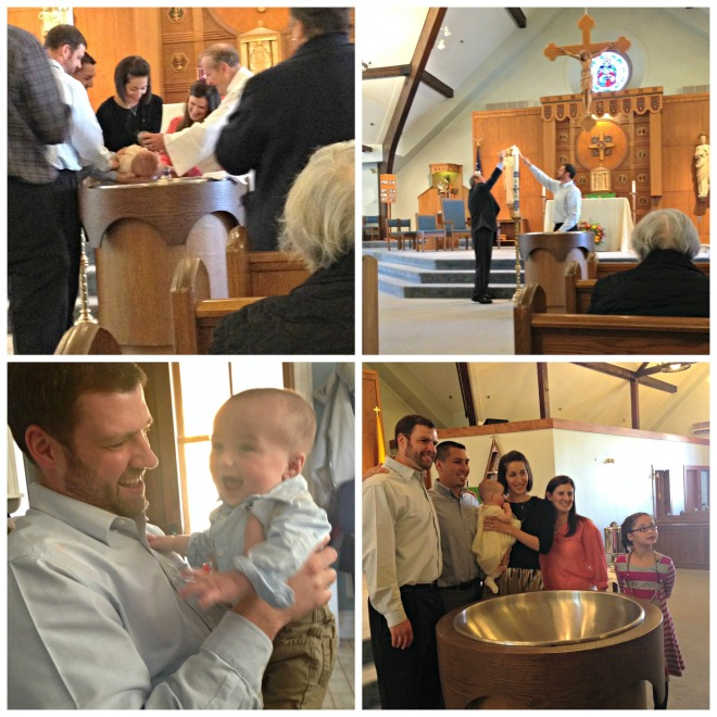 Wes's Baptism