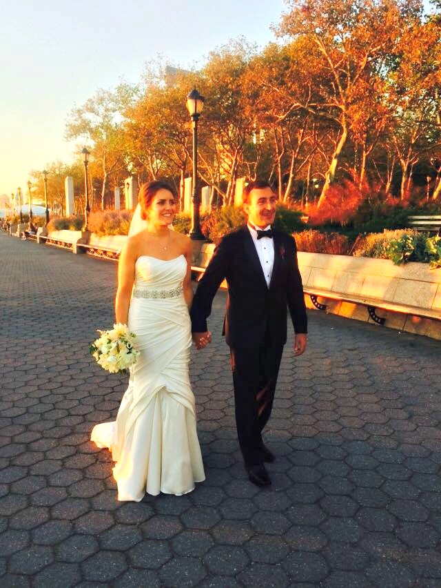 Erica & Chris: NYC Wedding