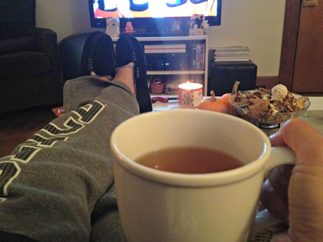 Tea on the Couch