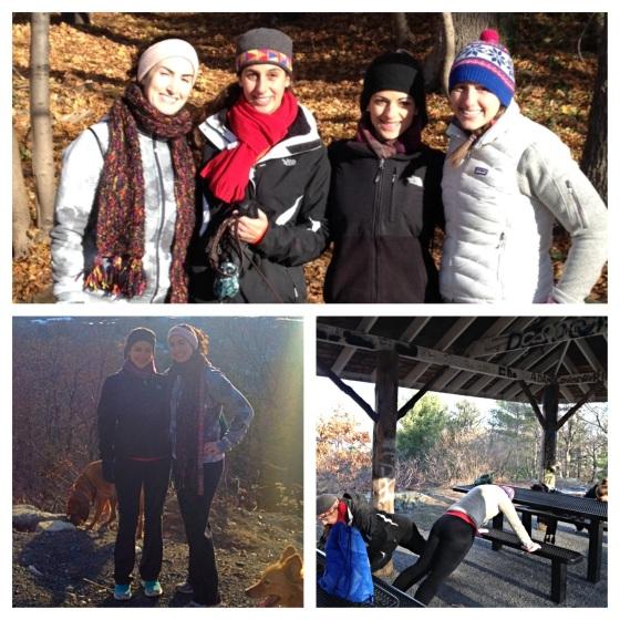 Gym Friends Hike