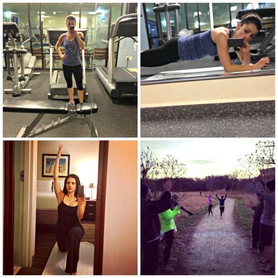 MN Week Workouts