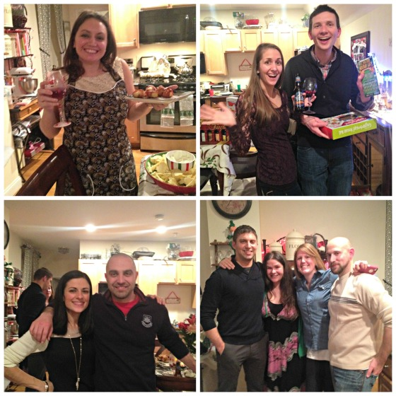 Shannon's Christmas Party 2014