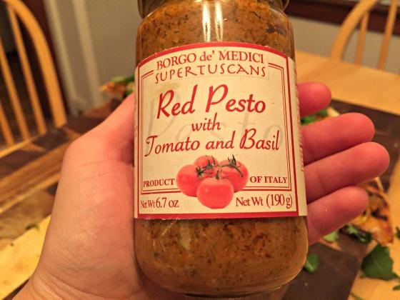 Red Pesto