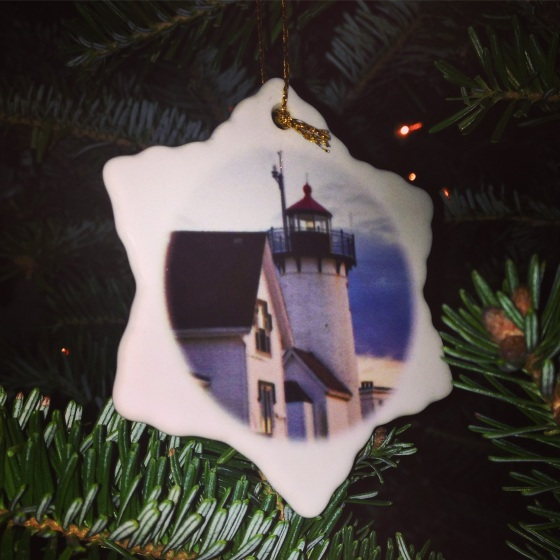 Christmas Eve ornament